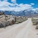 Dirt road in the alabama hills - Lone Pine, CA May 2016