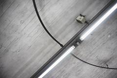 Arbaleth (Fake Truth) Tags: 2870 a7 architecture autofocus finland gpssetbyhand handheld helsinki kamppi kit light metal metro sony steadyshot trul16one underground utc0 wood