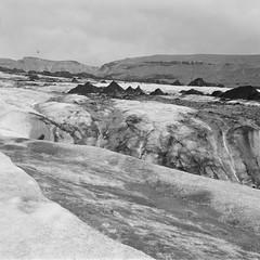 Glacier (davidgarciadorado) Tags: tmax tmy kodak 6x6 mediumformat iceland glacier superikontaiii mediumformatfolder