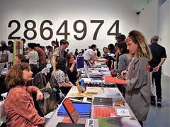Crowded Tables @ LA Art Book Fair