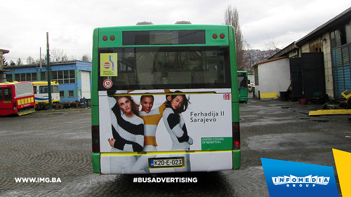 Info Media Group - Benetton, BUS Outdoor Advertising, 03-2017 (2)