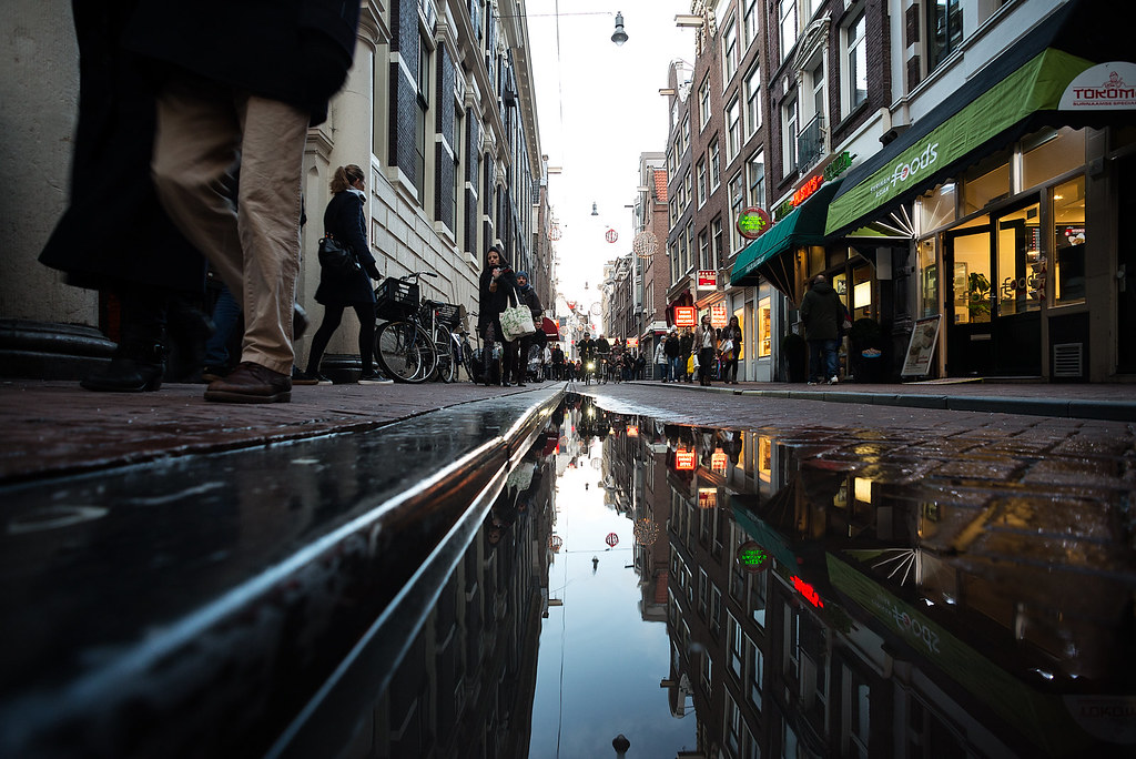 Tassen Damstraat Amsterdam : The world s best photos of amsterdam and damstraat