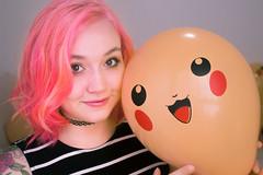 (shinebrightx) Tags: girl pinkhair colorfulhair colorful cute kawaii