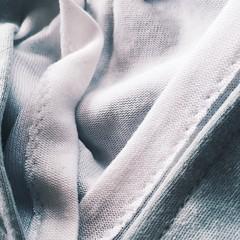 Cotton; Rayon Fine Sweater Knit