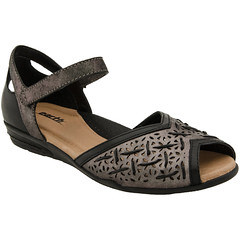 """Earth Pangea sandal black • <a style=""""font-size:0.8em;"""" href=""""http://www.flickr.com/photos/65413117@N03/33538954176/"""" target=""""_blank"""">View on Flickr</a>"""