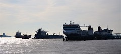Ships of the Mersey - Stena Lagan Precision Svitzer Millgarth  HS Carmen Sten Moster (sab89) Tags: ships mersey stena lagan precision svitzer millgarth hs carmen sten moster
