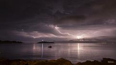 Night of Storm 2 (tbeltr) Tags: farsdebalears farsdemallorca portdalcudia mallorca balearicislands islasbaleares illesbalears españa espanya spain farodealcanada