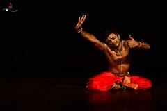 Parshwanath_13 (akila venkat) Tags: bharatanatyam parshwanathupadhye maledancer dancer art culture performance indiandance classicaldance bangalore sevasadan