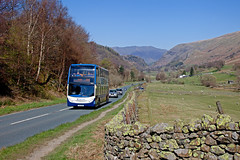 Onwards & Upwards (Richie B.) Tags: stagecoach cumbria and north lancashire px12dnf adl alexander dennis enviro 400 thirlmere