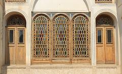 Borujerdi Historical House (Wild Chroma) Tags: borujerdi historical house kashan iran
