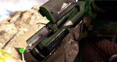 MazerLaser (Eridanus Industries) Tags: slmc second life military combat weapon an alliance navy marine eridanus vancouver prime scifi sience fiction mazer laser guns