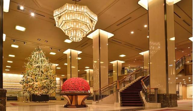 アフタヌーンティーで人気のホテル 帝国ホテル
