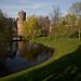 Nijmegen - Kronenburgerpark en Kruittoren