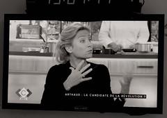 _DSF4977 copie (sergedignazio) Tags: france paris fuji xpro2 émission tv c à vous nathalie arthaud 2 élection présidentielle