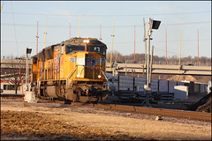 UP 4807 (Justin Hardecopf) Tags: up unionpacific 4807 emd sd70m manifest councilbluffs iowa railroad train