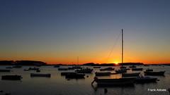 Sunset in Porto Cesareo (Frank Abbate) Tags: sunset porto cesareo tramonto barche boats salento lecce apulia puglia italia italy canon eos 80d mare sea ionian ionio
