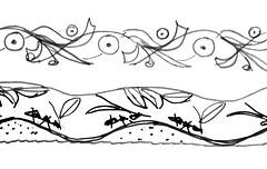 1831_2 (Мария Юрист) Tags: 365 brushpen ручкакисть иллюстрация illustration ink чернила художка insects насекомые орнамент