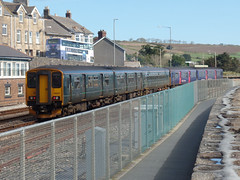 150124, 153318 & 150247 Penzance (8) (Marky7890) Tags: gwr 150124 150247 153318 class150 class153 supersprinter sprinter 2e66 penzance railway cornwall cornishmainline train