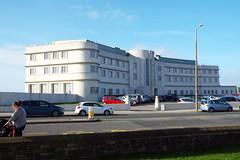 Midland Hotel, Morecambe [5] (Ian R. Simpson) Tags: midlandhotel morecambe lancashire england hotel artdeco