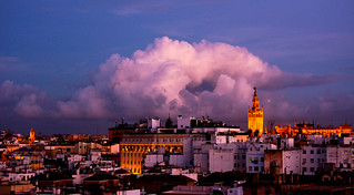 evening in Sevilla
