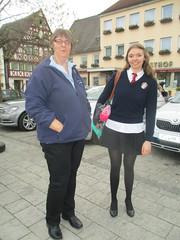 Gabriele and Martina (cessna152towser) Tags: martina schoolgirl gabriele