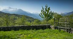 Montecrestese - Domodossola - 09.04.17-31 (Maurizio Piazzai) Tags: 090417 altoggio baita cai domodossola montecrestese verbania montagna