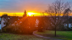 Heidelberg February Sunset  - 2017 V (boettcher.photography) Tags: sunset sonnenuntergang sonne sun abend evening sky himmel februar february 2017 heidelberg badenwürttemberg deutschland germany sashahasha boettcherphotography