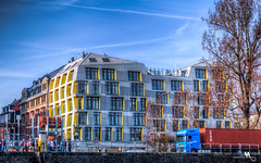 Random (creati.vince) Tags: cityscape creativince frankfurt germany mainhattan skyscraper windows architecture
