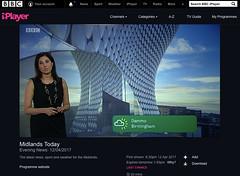 20170412-New Worlds part 3 (Damien Walmsley) Tags: weatherwatchers bbc midlandstoday