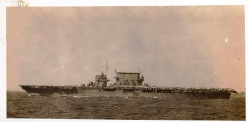 U.S. Navy, Lexington Class Aircraft Carrier, WWII