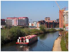 Emmeline (jason_hindle) Tags: manchester unitedkingdom emmelinepankhurst manchestershipcanal cornbrookbridge