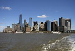New York Skyline (SimonNicholls27) Tags: new york skyline world trade centre ny city staten island ferry one wtc 911