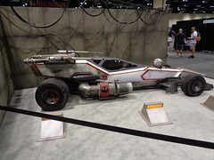 SWCO 4-14-17 (78) (Comic Con Culture) Tags: starwars starwarscelebration starwarscelebrationorlando starwarscelebrationorlando2017 swco swco2017 40thanniversary hotwheels xwing car scifi