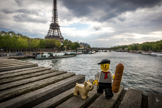 Marcel, a Parisian in Paris