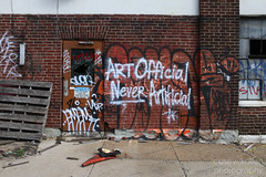 Artificial (caseykallenphotography.com) Tags: abandoned philadelphia architecture canon graffiti graf pa abandon philly buildiings 70d philadelphiagraffiti phillygraf canon70d caseykallen caseykallenphotography caseykallenphotographycom