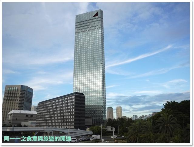 日本千葉景點東京自助旅遊幕張海濱公園富士山image002