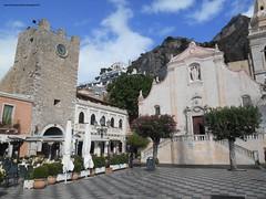 Taormina (Parole in Pentola) Tags: city italy art architecture buildings italia arte sicily camilla taormina architettura palaces sicilia sud città palazzi paroleinpentola