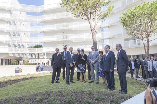 Inauguration du nouveau Pôle Universitaire