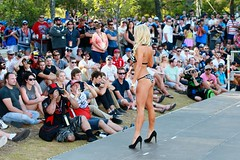 2014-10-24 Miss V8 Supercars GC600 450 (spyjournal) Tags: dreamcoat goldcoast dreamsport dreamcoatphotography dreamsportphotography v8superfest