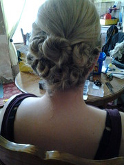 """Wedding Hair • <a style=""""font-size:0.8em;"""" href=""""http://www.flickr.com/photos/36560483@N04/15003396234/"""" target=""""_blank"""">View on Flickr</a>"""