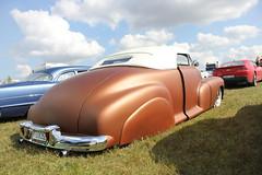 Chevrolet 1948 (Drontfarmaren) Tags: pictures classic cars 1948 chevrolet vintage iron sweden american custom v8 bilder eskilstuna nats dragrace dragway 2014 blacksmiths galleri bilträff kjula drontfarmaren finbilsparkering