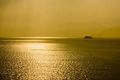 Taiwan,Penghu─Golden Sea (Johnson Hung) Tags: ocean travel light sunset sea sky cloud sun weather skyline canon landscape eos scenery day horizon taiwan sunny clear formosa penghu seaview pescadores penghuislands canoneoskissx2 projectweather