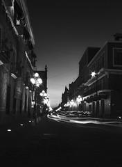 "HDR ""Calle 2 sur"" B&W (Oeil de Boeuf) Tags: longexposure bw blancoynegro urbano puebla largaexposicion puebla2sur"