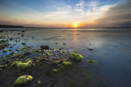 Pantai Lasiana Sunset II