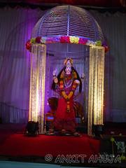 DSCN0490 (ankit10217) Tags: pune durga shakti parvati ambika sati bhairavi katyayani bhuvaneshwari chinnamasta navdurga mahagauri kaalratri siddhidatri kushmanda chandraghanta dhumavati skandamata brahmacharini vaishnomaa shailaputri durgapuja2014 navratri2014 ankitahuja shivaradni bhavaani navratridurgapuja2014
