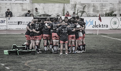 Ordizia Rugby - Bathco (Andrea Latasa) Tags: sport canon photography spain rugby deporte euskalherria euskadi santander villafranca ordizia goierri bathco