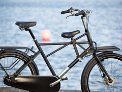 Fr8 Schuurpapier--4 (@WorkCycles) Tags: color dutch amsterdam bike bicycle sparkle granite sparkly nederlands fiets sandpaper fr8 anthracite schuurpapier transportfiets workcycles papafiets matteseasonal