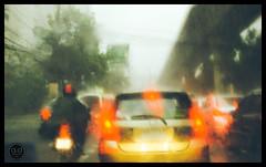 ลางเลือน [blur]