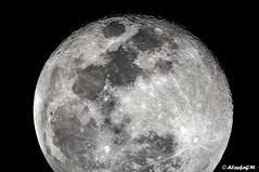 Moon (AlaskaGM) Tags: light moon black rock night solar eclipse rocks earth object space satellite astronaut astro full craters crater round quarter astronomy moons universe apollo orbit satelite