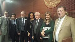 Un éxito el Foro Política Exterior de México a Debate, convocado por el Senador Víctor Hermosillo y Celada.